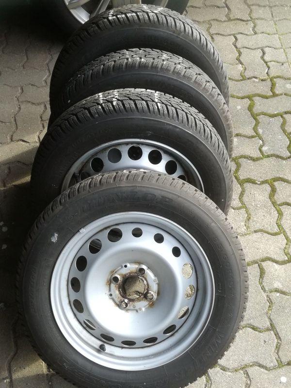 Winter Reifen für Smart