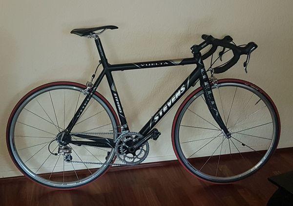 Top Rennrad Stevens Vuelta ideal