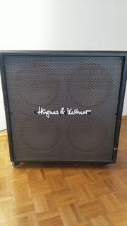 Hughes Kettner 4x12 Gitarrenbox