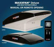 Maxxfan inkl Einbau vollautom Lüftung