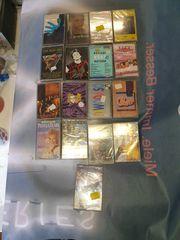 Cd und MC verschiedene Kassetten