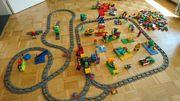 Lego Eisenbahn inklusive diverser weiterer