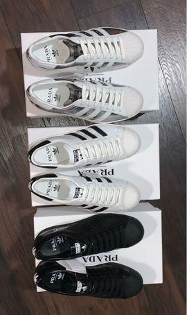 alle 3 paar Prada x: Kleinanzeigen aus Niedernberg - Rubrik Schuhe, Stiefel