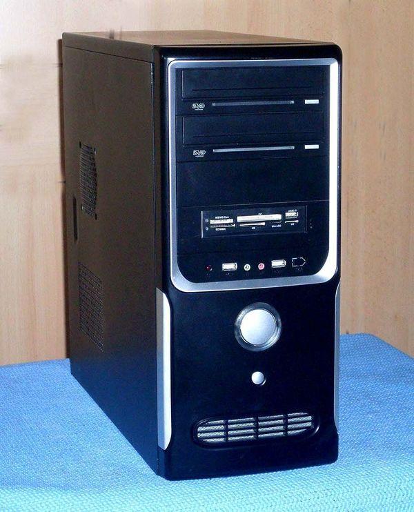 Komplett PC Intel Core 2