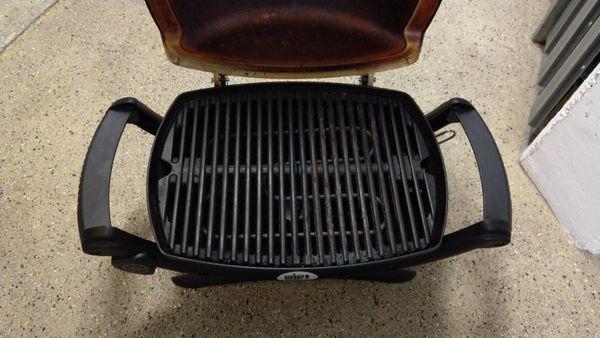 Weber Elektrogrill : Weber elektrogrill in fürstenfeldbruck küchenherde grill