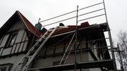 Fassade- Dach- Hausdämmung Isolierung Dachdecker