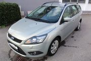 Ford Focus Traveller Ghia 1