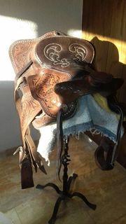 Pferdesattel mexikanisch