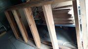 Holz Schwerlastregal