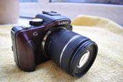 Panasonic Lumix DMC-G3KEG-K Systemkamera inkl
