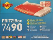 DSL Fritz Box 7490