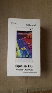 Handys Mobistel Cynus F6 und