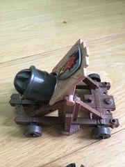 Playmobil Ritterkanone mit einem Ersatzball
