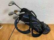 Golfer-Set SILVERLINE