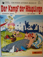 ASTERIX-Bände diverse Einzelausgaben 1968 - 1983