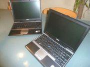 2 kleine Dell Notebook