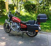 Honda CX500 C Custom in