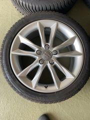 Audi Original Allwetterräder 17