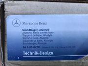 Dachträger - Original Mercedes C- E-Klasse
