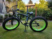 Fatbike Cruiser Fahrrad