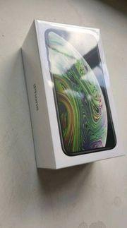 iPhone XS 256gb spacegrau neu