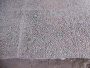 Waschbetonplatten