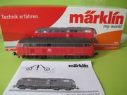 Märklin Diesellok 36216