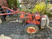 Bungartz H5 --- Traktor Einachser