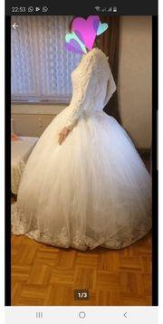 hijab brautkleid Hochzeitskleid gelinlik mit