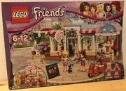 LEGO Friends - Heartlake Cupcake-Café 41119 -