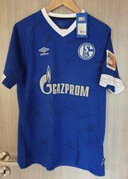 original Schalketrikot NEU mit Unterschriften