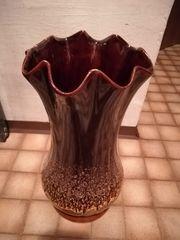 Bodenvase Keramik Porzellan