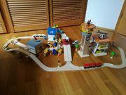 Plan toys plan city Eisenbahn