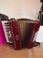 Akkordeon Cantulia Bambi mit Original-Koffer