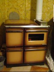 Privileg Marken Herdofen Holz Ofen