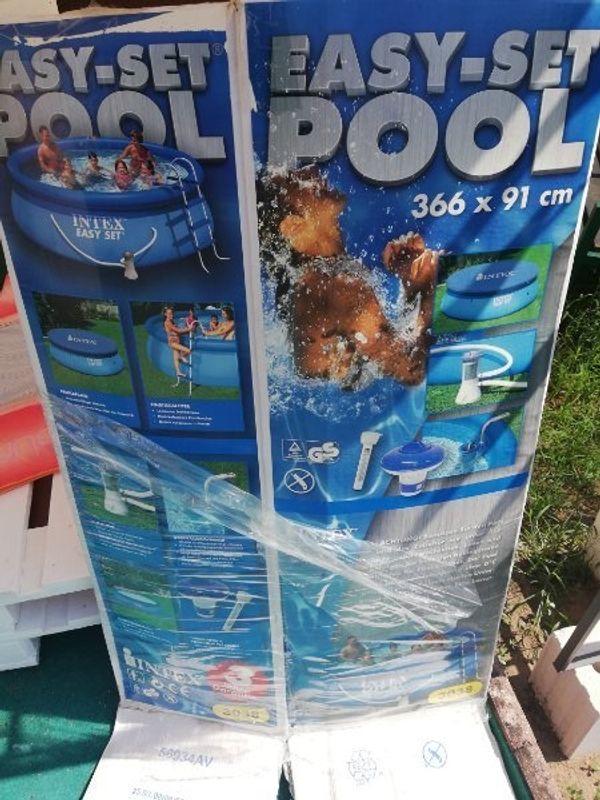 Intex Pool366 x 91 cm