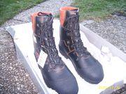 Stabilus Forst-Schnittschutz-Stiefel Nr 3846 NEU