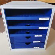HAN Schubladenbox SYSTEMBOX - Unterlagen bis