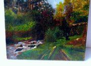 tolles Gemälde Ölgemälde um 1880