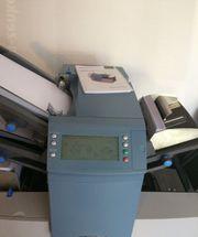 Falz- und Kuvertiermaschine Hefter SI