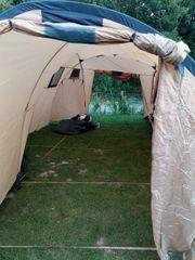 riesiges zelt Camping Konvolut