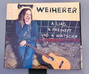 CD-Album Weiherer A Liad a