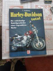 Harlay Davison total