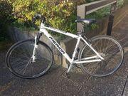 Fahrrad Merida Crossway 50 weiß