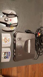 Nintendo 64 Controller 2 Spiele