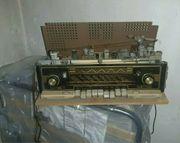 Antikes röhrenradio Ferrit Ant mit