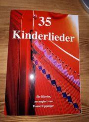 Kinderlieder für Klavier Klaviernoten