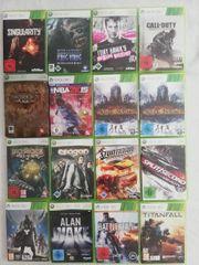 XBox360 Spiele
