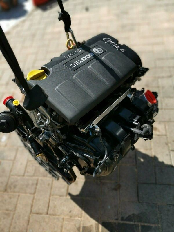 Engine Motor Opel Chevrolet B14XER