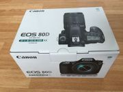 Canon EOS 80D Kit EF-S